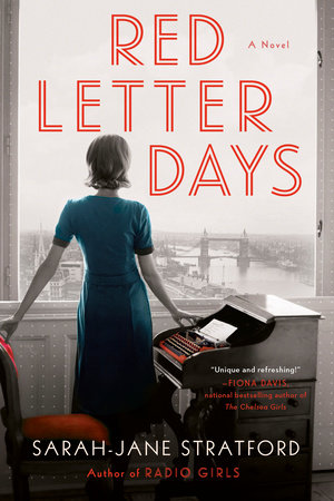 Red Letter Days by Sarah-Jane Stratford