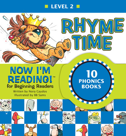Now I'm Reading! Level 2: Rhyme Time by Nora Gaydos