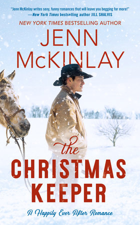 The Christmas Keeper by Jenn McKinlay