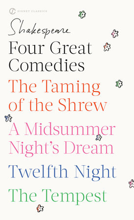 Four Great Comedies by William Shakespeare