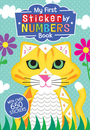 My First Sticker by Numbers Book by Price Stern Sloan