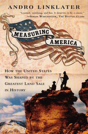 Measuring America by Linklater Andro