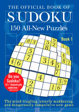 The Official Book of Sudoku: Book 1 by Plume