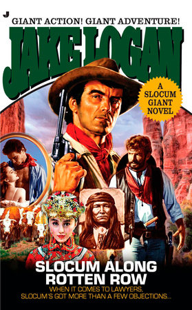 Slocum Giant 2010 by Jake Logan