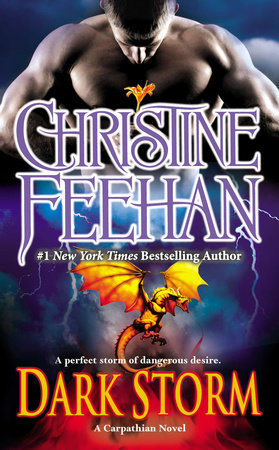 Dark Storm by Christine Feehan