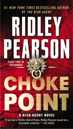 Choke Point by Ridley Pearson