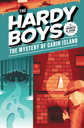The Mystery of Cabin Island #8 by Franklin W. Dixon