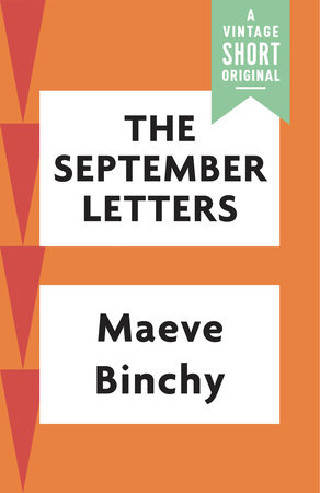 The September Letters by Maeve Binchy