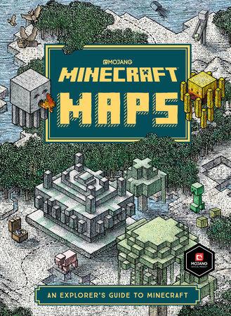 Minecraft: Maps by Mojang Ab, The Official Minecraft Team |  PenguinRandomHouse com: Books
