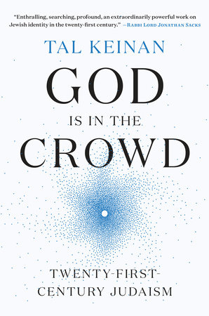 God Is in the Crowd by Tal Keinan