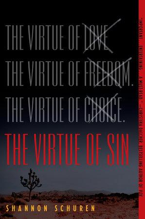 The Virtue of Sin by Shannon Schuren