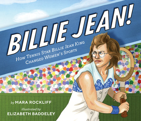 Billie Jean! by Mara Rockliff