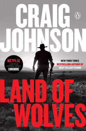 Land of Wolves by Craig Johnson