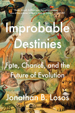 Improbable Destinies by Jonathan B. Losos