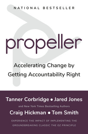 Propeller by Tanner Corbridge, Jared Jones, Craig Hickman and Tom Smith