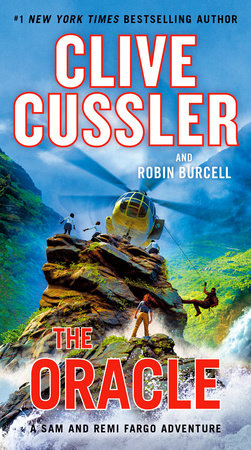 The Oracle by Robin Burcell,Clive Cussler
