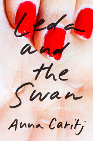 Leda and the Swan by Anna Caritj