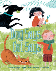Dog Says, Cat Says