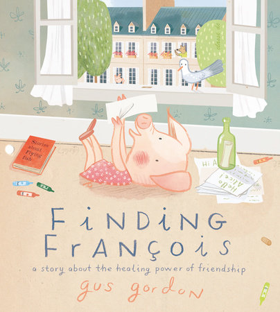 Finding François by Gus Gordon