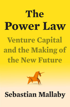 The Power Law by Sebastian Mallaby