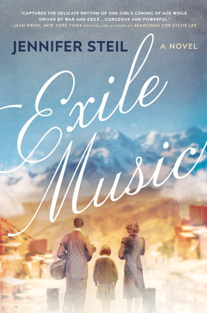 Exile Music by Jennifer Steil