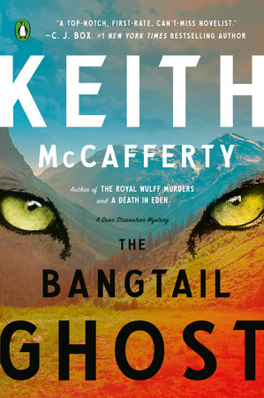 The Bangtail Ghost by Keith McCafferty