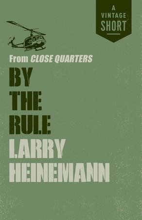 By the Rule by Larry Heinemann