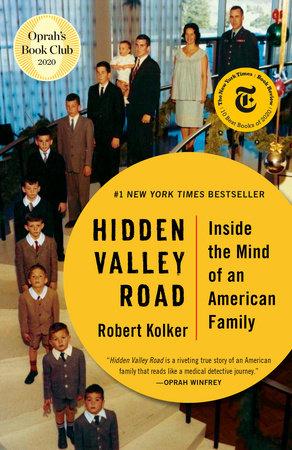 Hidden Valley Road by Robert Kolker