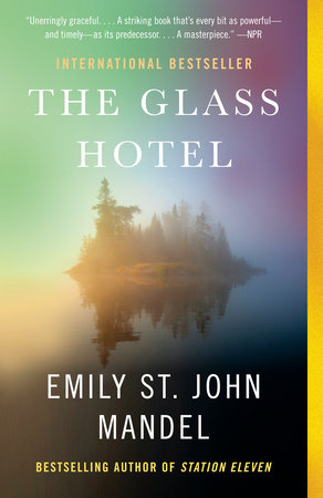 The Glass Hotel Book Cover Picture