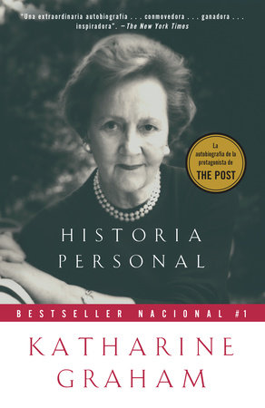 Historia personal by Katharine Graham