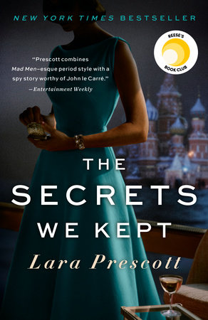 The Secrets We Kept Book Cover Picture