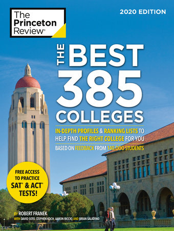 Best Printer For College Students 2020 The Best 385 Colleges, 2020 Edition by The Princeton Review
