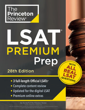 Princeton Review LSAT Premium Prep, 28th Edition by The Princeton Review