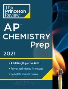 Princeton Review AP Chemistry Prep, 2021