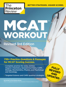 MCAT Workout, Revised 3rd Edition