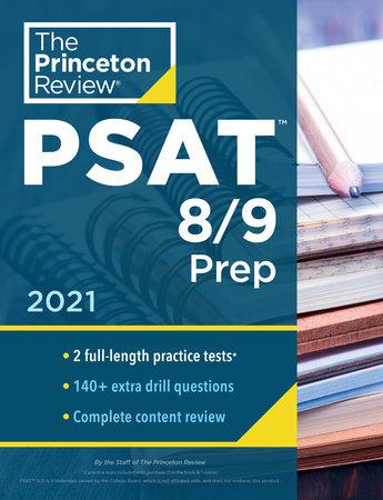 Princeton Review PSAT 8/9 Prep by The Princeton Review