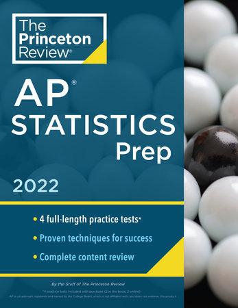 Princeton Review AP Statistics Prep, 2022 by The Princeton Review