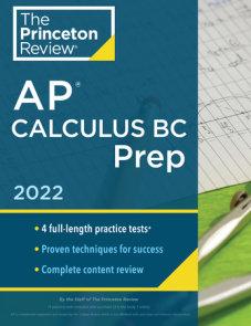 Princeton Review AP Calculus BC Prep, 2022