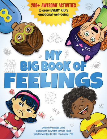 My Big Book of Feelings by Russell Ginns