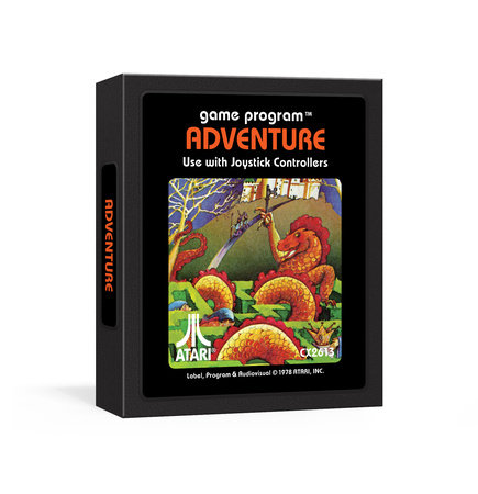 Adventure: The Atari 2600 Game Journal by Atari