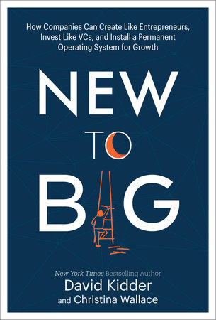 New to Big by David Kidder and Christina Wallace