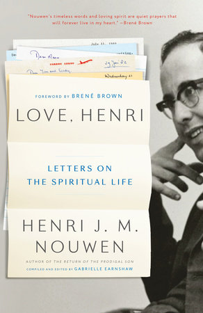 Love, Henri by Henri J. M. Nouwen