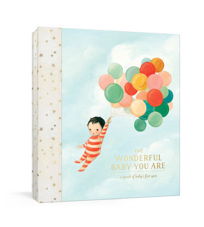 The Wonderful Baby You Are by Emily Winfield Martin