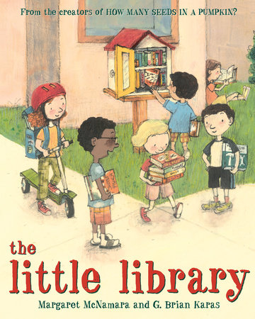 The Little Library by Margaret McNamara