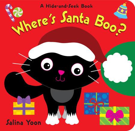 Where's Santa Boo? by Salina Yoon