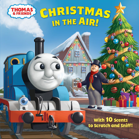 Christmas in the Air! (Thomas & Friends) by Christy Webster