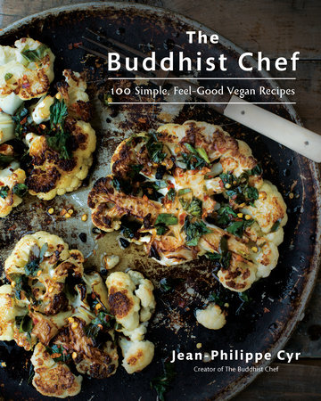 The Buddhist Chef by Jean-Philippe Cyr