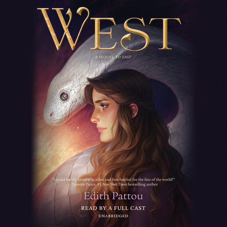 West by Edith Pattou
