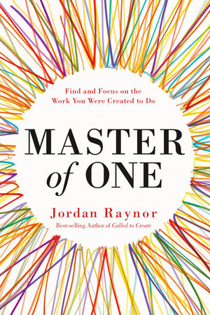 Master of One by Jordan Raynor