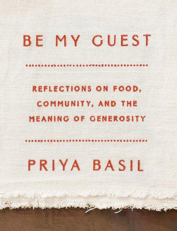 Be My Guest by Priya Basil